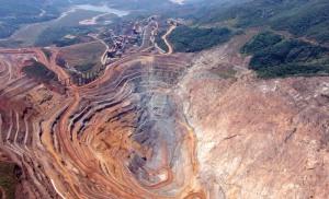 Câmara discute mudanças nas normas sobre mineração, no Brasil. Créditos: Vale Mina de Timbopeba Mariana, Minas Gerais