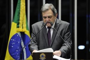 Projeto foi relatado no Senado pelo senador Moka, do PMDB do Mato Grosso do Sul